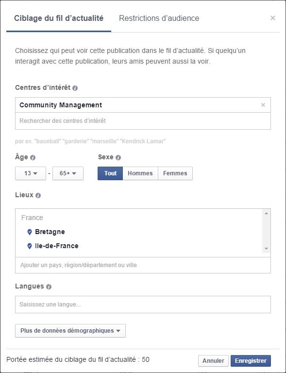 Facebook-ciblage-fil-actualite