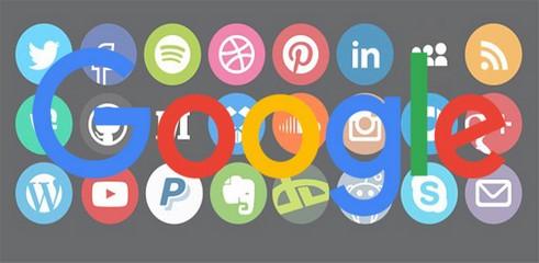 Les médias sociaux n'influencent pas le ranking
