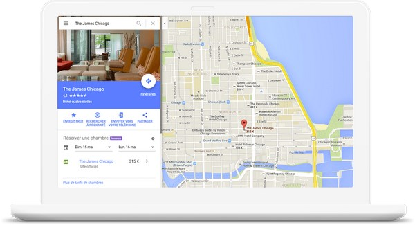 Google Hôtel